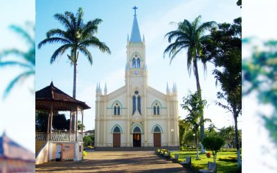 Paróquia Nossa Senhora da Abadia | Martinho Campos