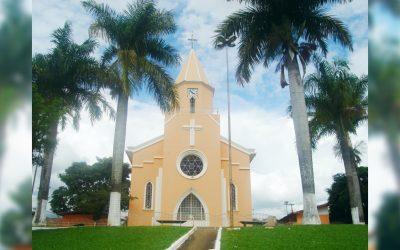 Paróquia Nossa Senhora da Conceição | Capim Branco