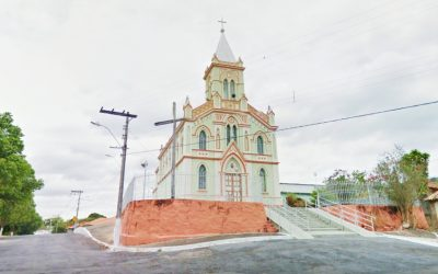 Paróquia Sagrado Coração de Jesus | Cachoeira da Prata