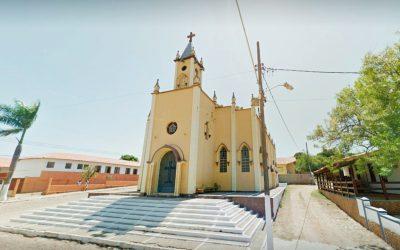 Paróquia Sant'Ana | Santana do Riacho