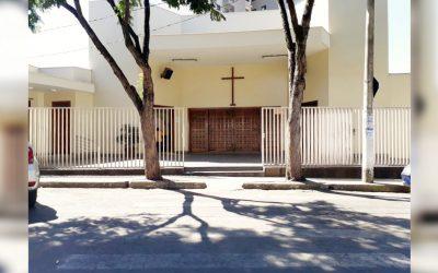 Santuário de Adoração São Pedro Julião Eymard | Sete Lagoas