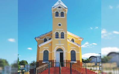 Paróquia São José | São José de Almeida